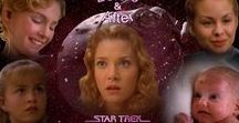 Before and After / STAR TREK VOYAGER - Before and After Desktop Wallpapers 1360 x 768