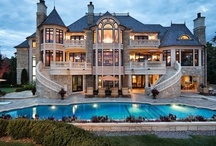 What my home will look like (once I win the lottery)