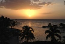 Stunning Sunsets / Jamaica is all about fun, food, the people.  Amazing and stunning sunsets are the icing on the cake when you visit our beautiful island.  Enjoy!!