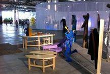 """AbitaMi 2011 Milano / Riccardo Dalisi and Mazzocca Wood Design Lab present the collection  """"Design a compasso"""""""