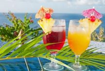Tropical Cocktails / The best refreshing island cocktails.  Enjoy!