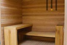 Relax & Design -  Sauna Room / Relax & Design