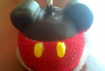 Mickey ice cream / Here's a sweet treat for you! / by Sophia Facciolo