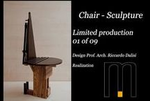 Chair - Sculpture