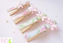 Clips / Clothespins
