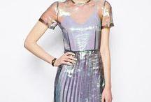 plastic fantastic / 90s plastic fashion