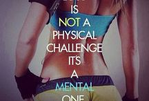 Mantras & fitness tips / Fitness and motivational quotes