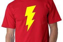 Designer Teez! / Pop culture T-Shirts.