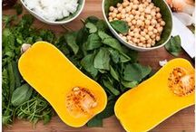 Butternut Squash recipes / This veggie got its name because of it's buttery deliciousness.