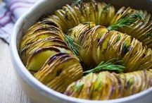 Recipes Using Potatoes / Sweet, red, Yukon gold, purple, you name it. I love potatoes and these recipes are packed full of them!