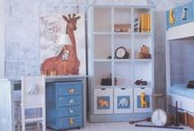 Jungle nursery / Creating a jungle nursery or african themed room for both boys and girls  / by gumcrack?