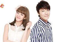 donghae & hyoyeon
