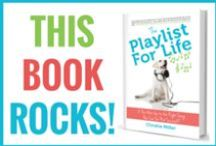 ** The Playlist for Life ** / What's on your playlist? My #1 Amazon Best-Selling book will teach you how to pick songs to amp up your day. If you wake up to the right song, how can you not succeed?