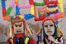 Carnavales en España / by Mary C. Buceta