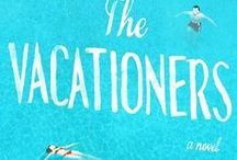 Beach Reads / For poolside and beachside pageturners.
