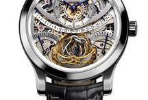 Montres / Watches / Fabuleuses pièces mécaniques.