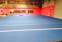 Fierce cheer and tumbling / Competitive cheerleading, tumbling, private lessons, flight school, basketball & volleyball