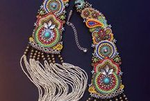 Beadwork and Jewelry / by Kelly Beeson