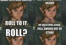 Link / Drawings and humor.