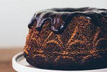 vegan bundt cakes   recipes / Seasonal vegan bundt cakes, from traditional to contemporary fare.