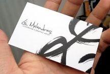 Business cards / by ⚓DesDansLaVie⚓