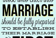 Wedding Quotes / I want to print some in a really nice font and place one in every table at my wedding. :)