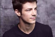 Grant Gustin⚡️ / His hair, his eyes, his glasses, his six pack, his style, his smile. OMG