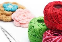 Learn to Crochet / Learn to crochet! Crochet techniques, crochet stitches.  Understanding the basics of crochet.