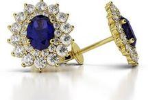 Anjaiya's Gemstone Earrings / Latest design gemstone earrings online at Anjaiya. Select from large variety of gemstone earrings jewellery at low rate. Buy with trust at Anjaiya.