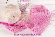Crochet Interiors / Interior design and decoration in crochet.