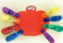 Aktivity na téma PAVOUCI / Montessori a jiné tvořivé aktivity na doma s dětmi.