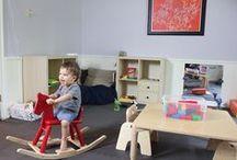 Inspirace na dětské pokoje