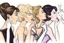 Lady crushes