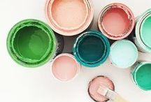 Color palettes kids