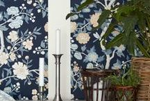 Lexington / Wallpaper collection in collaboration with Lexington Company.