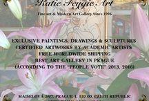 Katie Feygie Art Gallery