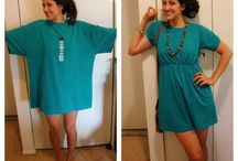 DiY CLOTHES. / by Katherine Wommack