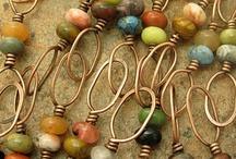 Jewelry  / Beautiful jewelry pieces I wish lived at my house / by Fresh Karma Girl