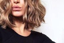 Hair / Hair ideas, color and styling inspo, hair tutorials.