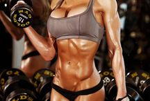 Fitness: Models Icons