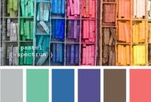 Colour Me Pretty / Everything to do with colour