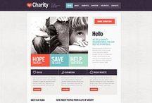 Web design and inspiration / Inspiration for website design