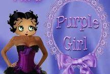 Purple Madness~ / by Debbie Silva-Covarrubias
