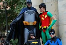 Holy cosplay Batman / Brilliant Cosplay in all its forms