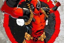 Deadpool / The merc with a mouth