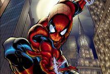 Spider-Man / Spectacular, Amazing, Friendly Neighbourhood, Superior, Ultimate
