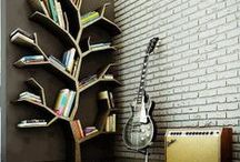 (Book)shelves