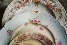 Porcelánok- fajanszok-edények