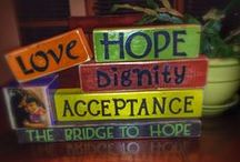J2H / The Journey to Hope (J2H) is an annual fundraiser for The Bridge to Hope (B2H) ministry