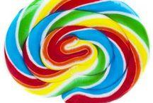 ::: candy ::: / candy themed nail art / by Kieu Nguyen